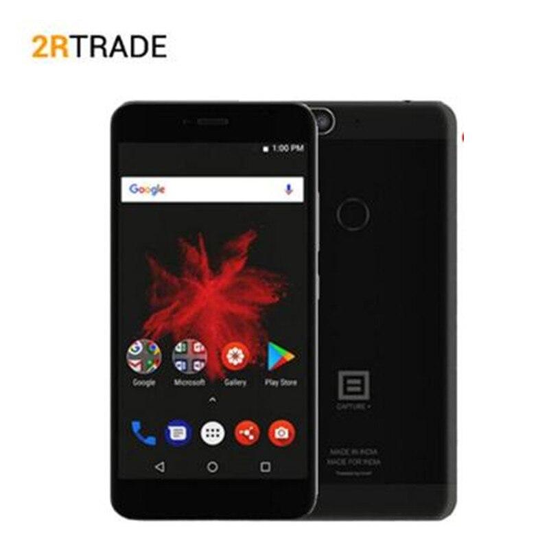 Milliards CAPTURE PLUS HS117 Snapdragon 625 Android 7.1 3GB RAM 32GB ROMFHD écran tactile ID 3500mAh 4G FDD LTE téléphone mobile