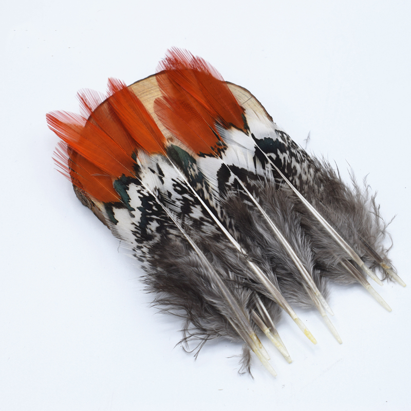 Wholesale 10-200pcs natural 10-15 cm//4-6inches pheasant beautiful feathers