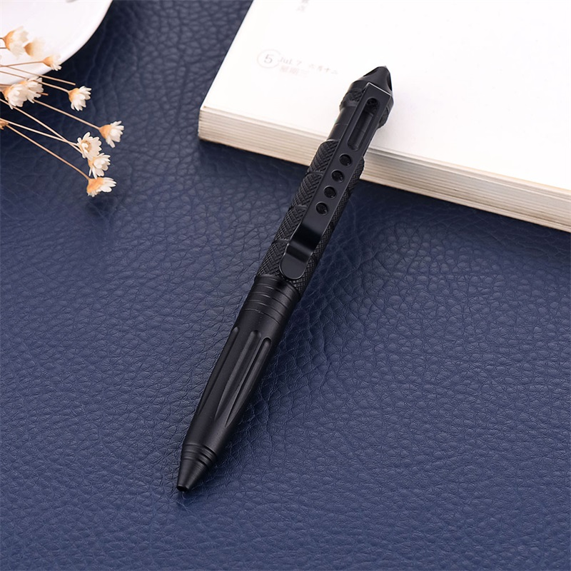 New Portable Tactical Self Defense Supplies Tactical Pen Tool Security Protection Personal Defense Tungsten Steel Anti-skid Pen ...