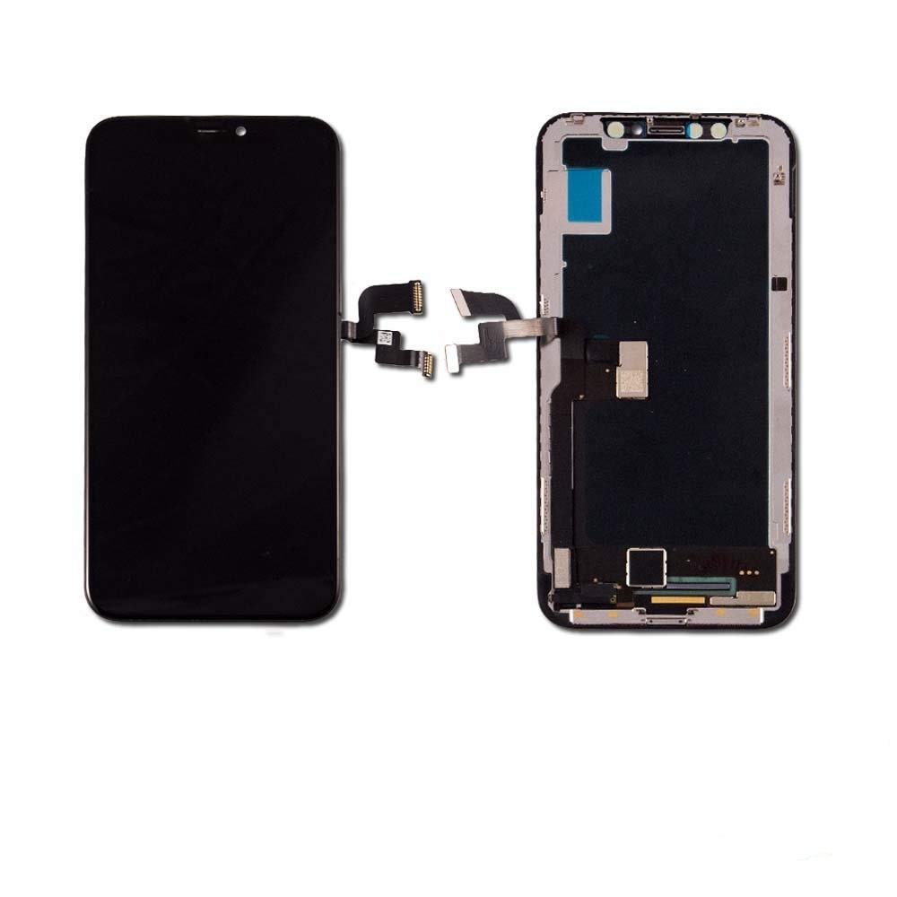 OEM Écran Tactile de Qualité Digitizer et OLED pour Apple iPhone X (A1865, A1901, A1902)