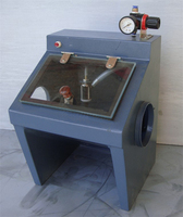 wet sand blasting machine for jewelry sand blasting machine