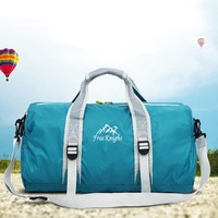 High Quality Nylon Large Capacity Ultralight Foldable Gym Bags Waterproof Sports Travel Hiking Bags Mochila Bolso
