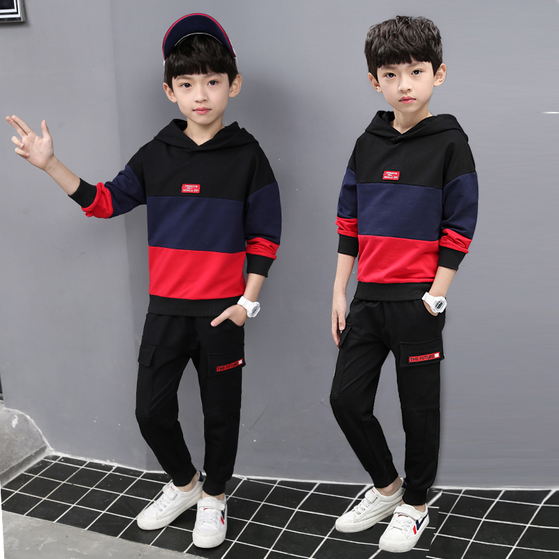 Spring Autumn Baby Boy Clothes Set Children Clothing Sets Products Kids Clothes Baby Boys Outwear Jackets + Pants 2PCS Tracksuit