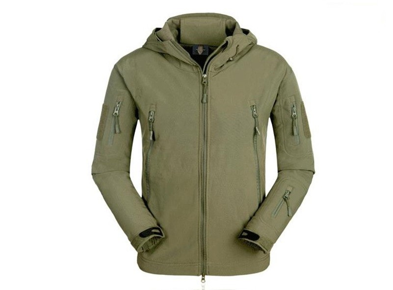 Punctual Outdoor Army Training Camping Hiking Warm Coat Autumn Winter Climbing Cycling Thermal Windproof Tactical Jacket M65 Windbreaker Hiking Clothings