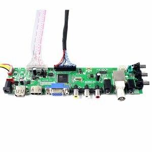 Image 4 - HDMI VGA AV USB VTT TVN Panneau DAFFICHAGE À CRISTAUX LIQUIDES pour 23.6 pouces 1920x1080 WLED DAFFICHAGE À CRISTAUX LIQUIDES de contre jour: V236H1 LE2 V236H1 LE4 M236H3 LA2 M236H3 LA3