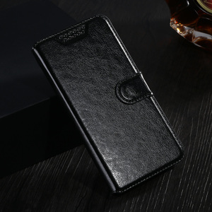 Leather Flip Wallet Cover Case For ZTE Blade A510 A512 A520 A1 AF3 A6 L3 L4 L5 L7 L110 X5 X7 X9 V6 V9 V7 V8 Lite Phone Case(China)