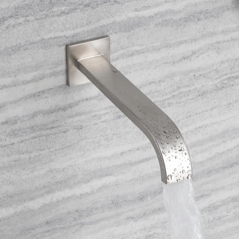 shower spout faucets