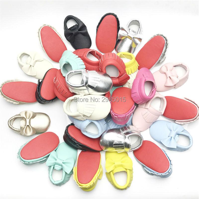 Bezpłatna wysyłka Czerwonej podeszwie Szopka buty frędzle - Buty dziecięce - Zdjęcie 5