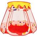 Novo Grande Jogo Interior E Exterior Tamanho Da Barraca Do Jogo Do Bebê tenda para Crianças Casa de Jogo Criança Cute Kids Play Tent Bonita, Presente de Aniversário da criança