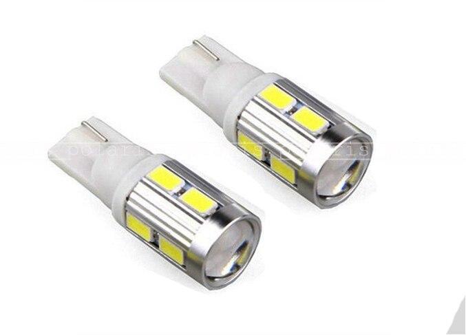 Auto Led Lampen : T smd led watt super helle auto led lampen weiß