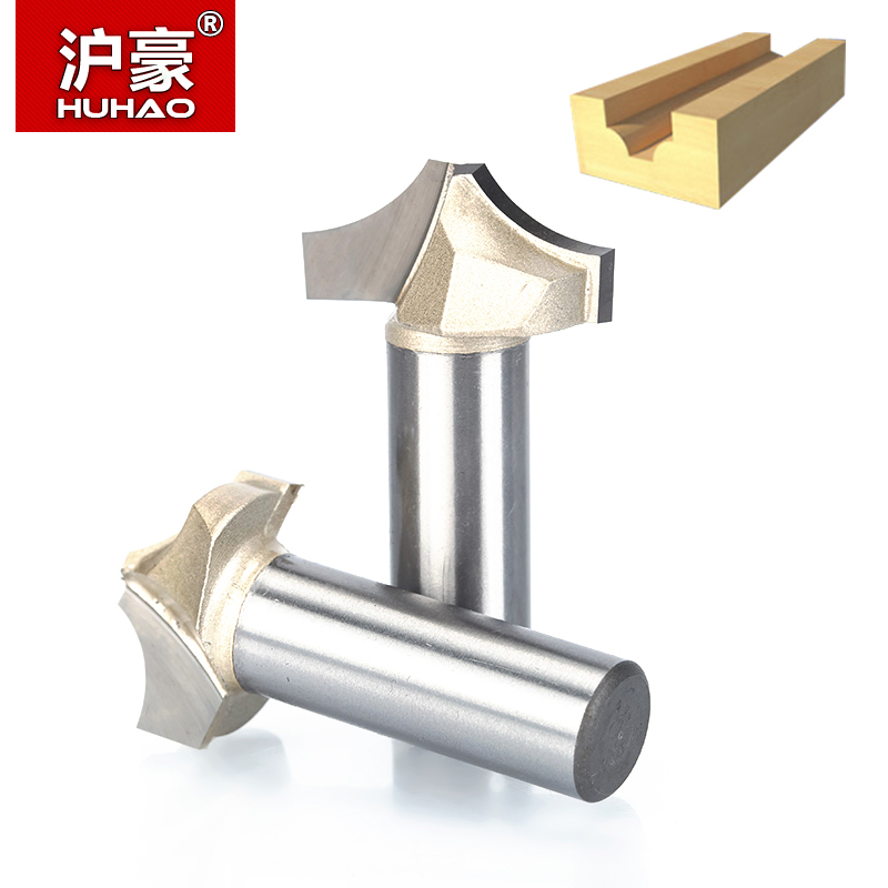 HUHAO 1pc 1/2 1/4 Shank Router Bits For Wood  CNC Engraving Cutter Woodworking Tool Router Carbide Tipped Grooving Tool Fresa huhao 1pc 1 2 1 4 shank engraving bit for wood cutting industrial grade router bits woodworking cnc tool milling cutter