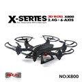 Nueva llegada MJX X800 2.4 G 6-Axis RC helicóptero Quadcopter Drone puede añadir C4002 y C4005 y C4006 ( FPV ) actualización de la cámara MJX X600 X400