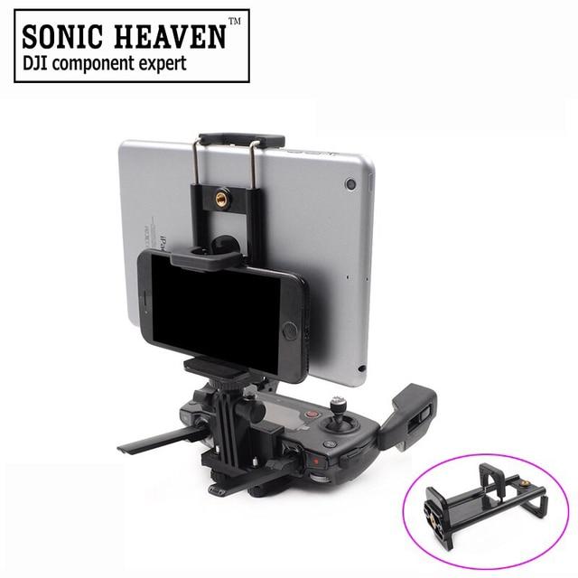 Remote Controller Transmitter Phone Tablet Bracket W Bicycle Bike Holder For DJI Mavic Pro