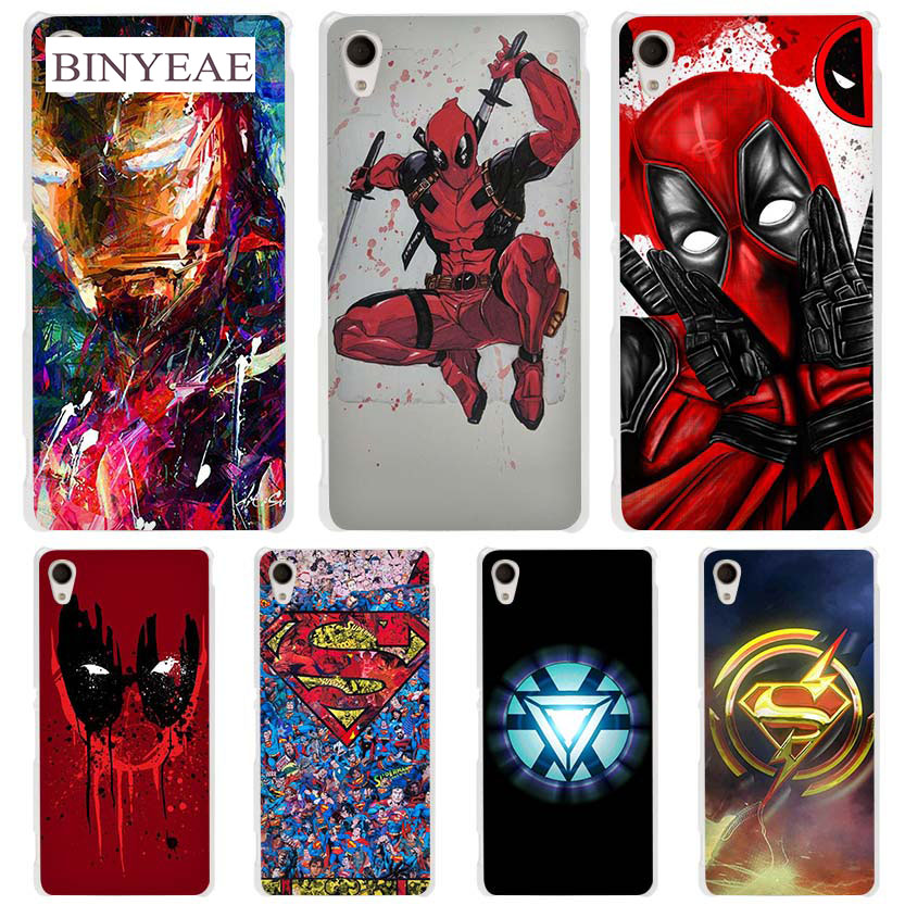 Top 10 Sony C4 Case Iron Men List And Get Free Shipping