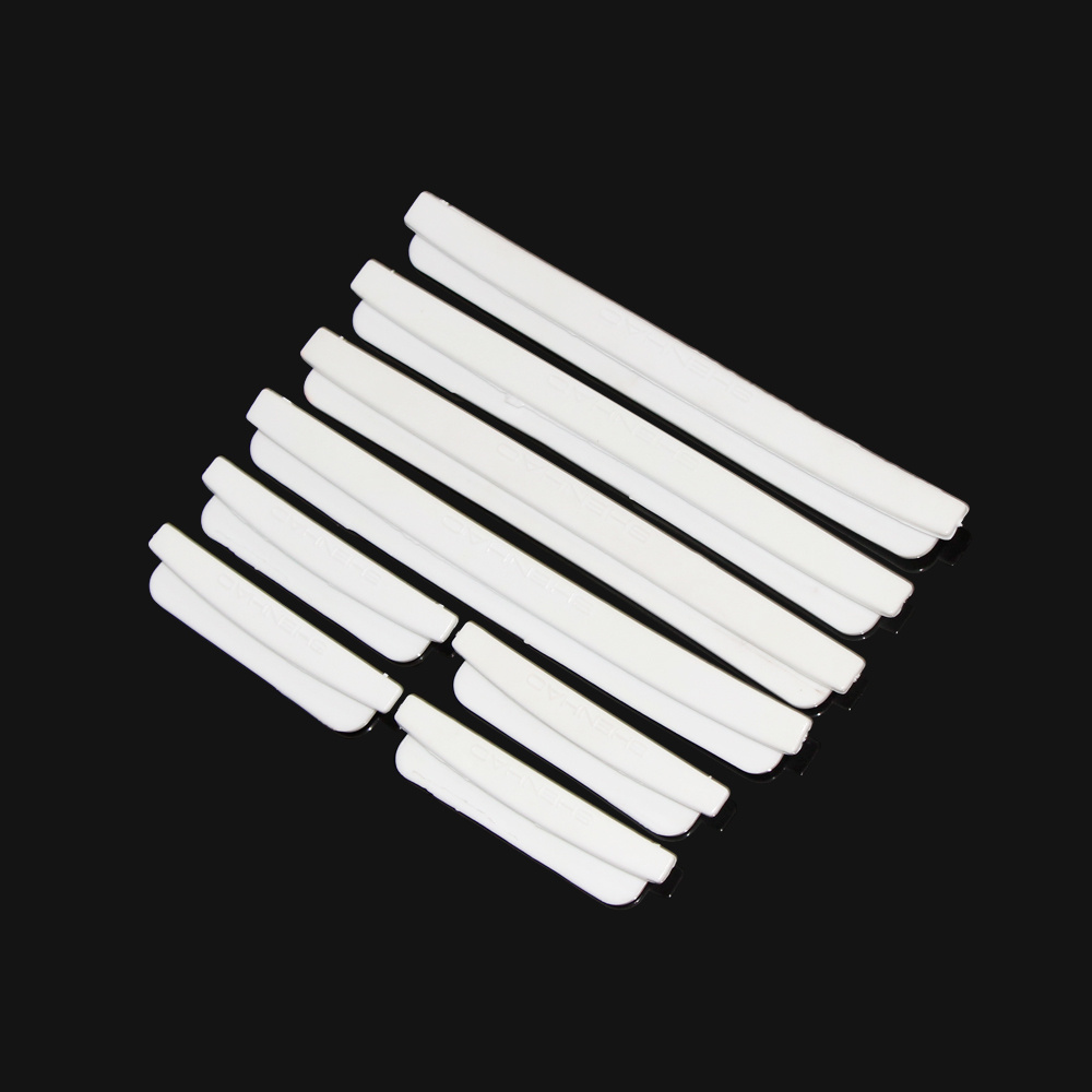 Image 3 - Car Door Edge Guards Trim For Volkswagen VW polo passat b5 b6 CC golf 4 5 6 7 jetta MK5 mk6 tiguan Gol Plus Eos Scirocco Beetle-in Car Stickers from Automobiles & Motorcycles