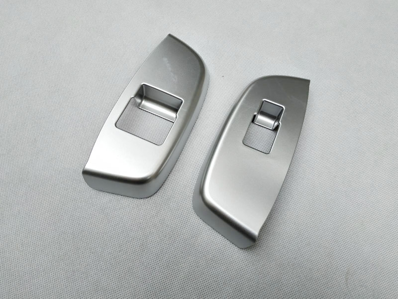 For NISSAN NV200 Evalia 2010 2018  interior Door handle Armrest Cover Sticker trim chrome car accessories (16)