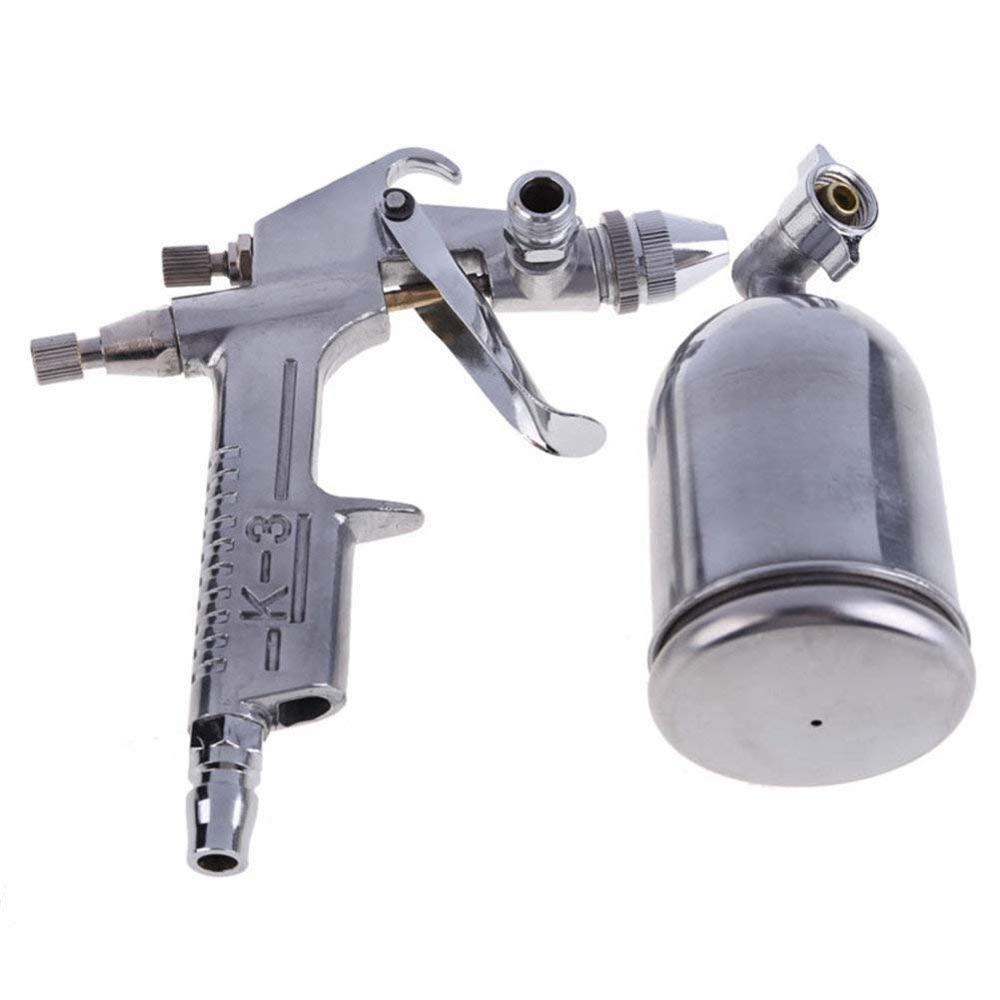 HTB1gAXcfzDpK1RjSZFrq6y78VXaD - Spraying machine Spray gun K-3 0 caliber 0.3/0.5/mm nozzle car automatic spray gun kit Airbrush