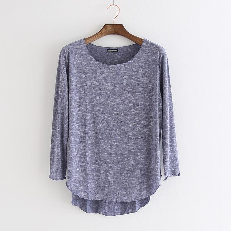 Blusa loose t-shirt 15