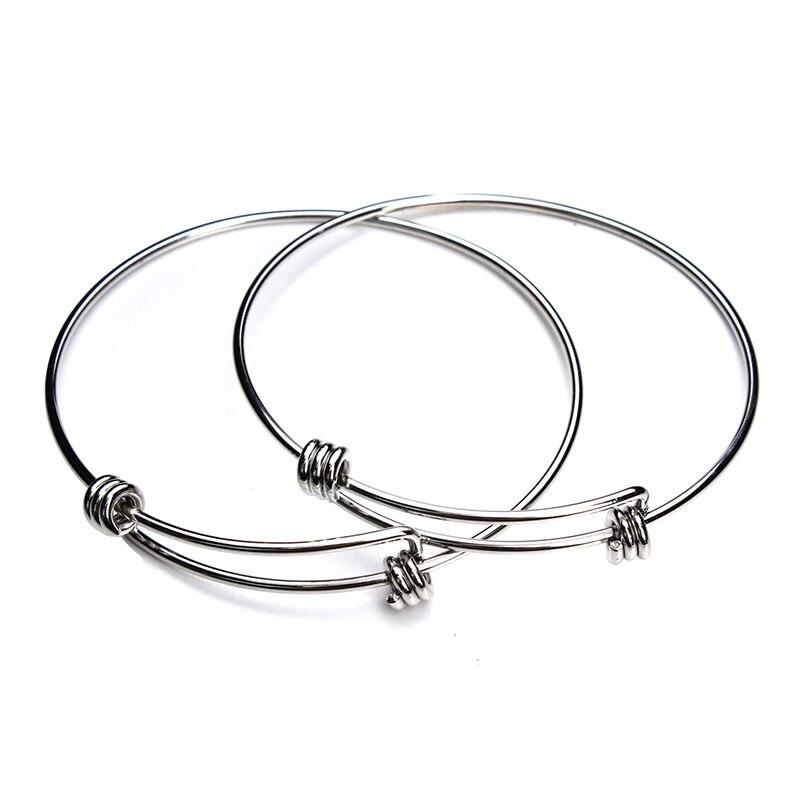diy wire bracelet promotion