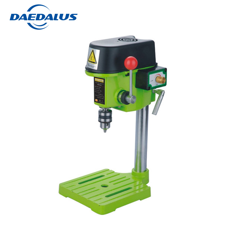480W Drill Press Electric Drill Stand 5169A Bench Table Clamp Mini Drill Machine Variable Speed 1-10MM Power Tools For Woodwork hq 500w drill press 1 5 16mm bench drill 9 speed electrci drill for wood plastic metal