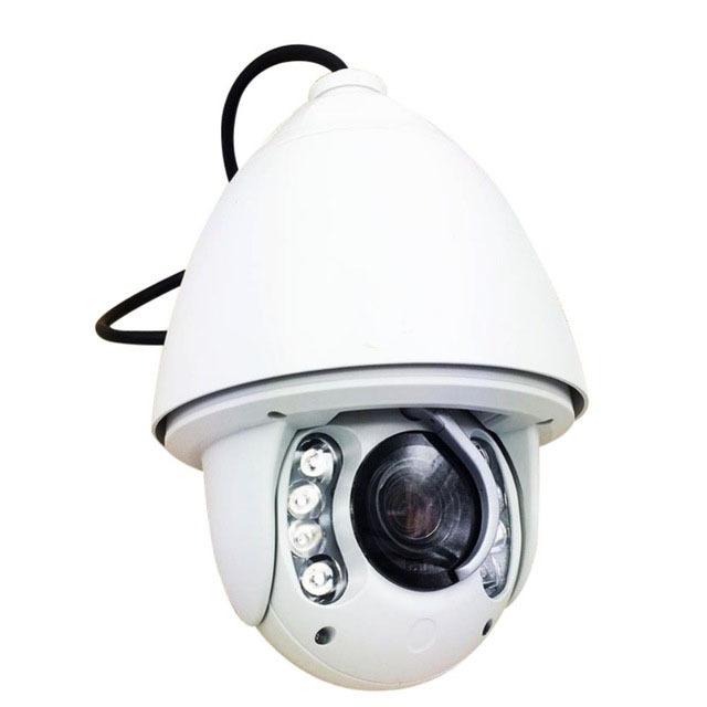 Yunch cvbs audio de alarma 1080 p cámara ip onvif ptz 2.0 m Domo de infrarrojos P2P Nube 20/30X Zoom óptico PTZ vigilancia cámara