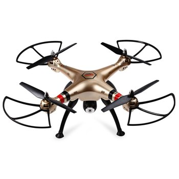 Original Syma X8HC RC Quadcopter Profissional Drones With 2.0MP HD Camera with Altitude Hold and Headless Mode