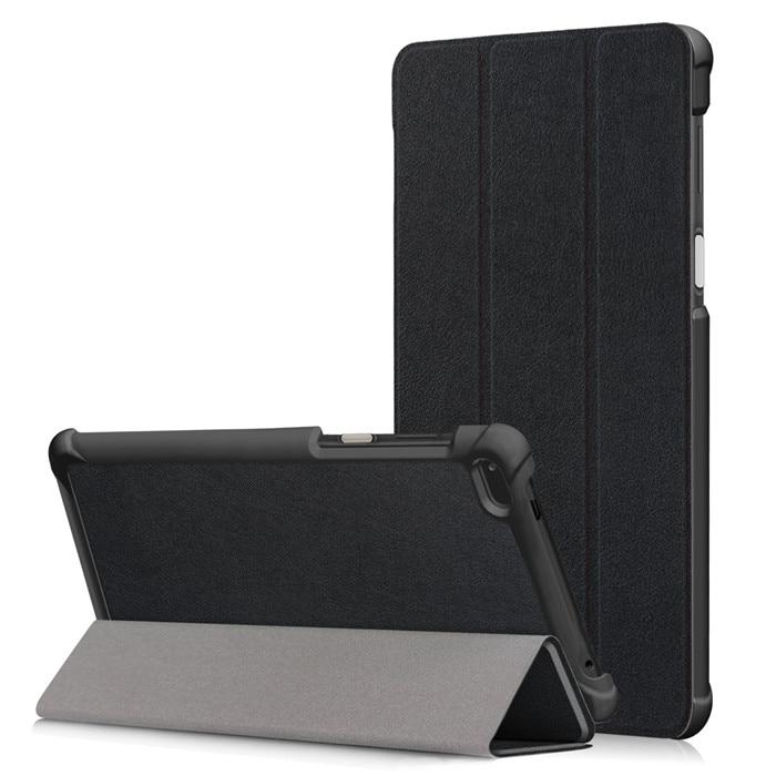 50Pcs PU Leather Case Cover for Lenovo Tab4 Tab 4 7 TB-7504 TB-7504F TB-7504I TB-7504X 7 Tablet (Tab7) ultra thin smart flip pu leather cover for lenovo tab 2 a10 30 70f x30f x30m 10 1 tablet case screen protector stylus pen