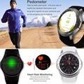 DM368 Беспроводной Bluetooth 4.0 Интеллектуальный Smart Watch Anti-Потерянный Finder 1.39 Дюймов ЖК-Дисплей Quad Core 1.3 ГГц Smart Watch