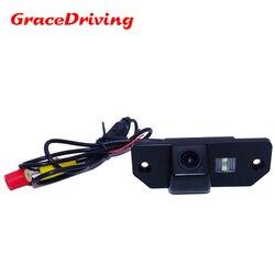 """CCD 1/3 """"tylna kamera samochodowa Parking tylna kamera cofania Ford Focus Sedan   C MAX   MONDEO/2008/2010 For Focus (2) w Kamery pojazdowe od Samochody i motocykle na"""