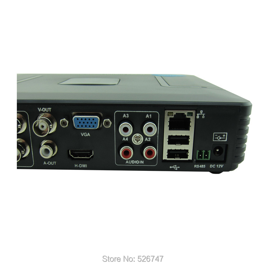 DVR 4 Channel A1104NS-2