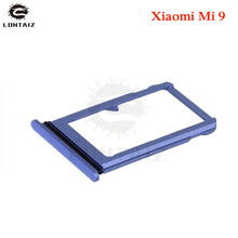 SIM Card Tray Holder For  Xiaomi 9 Micro SD Slot Adapter for Mi Mi9