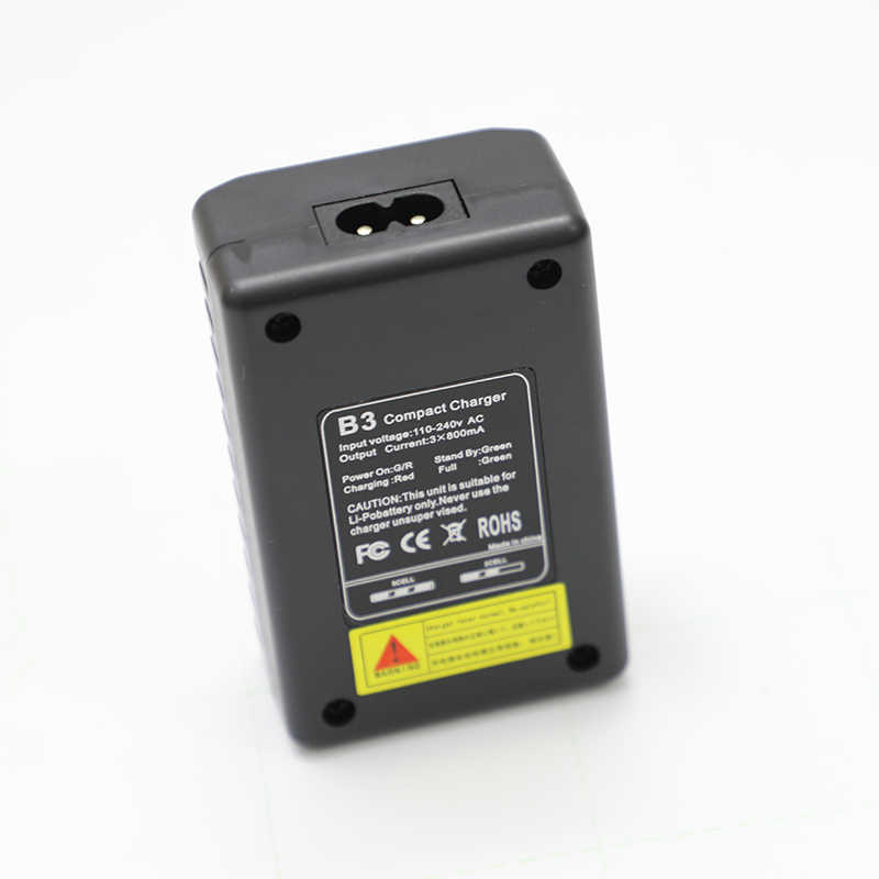 IMAX B3 7.4 V 11.1 V Li-polymer Pengisi Daya Baterai Lipo 2 S 3 S Sel untuk RC Lithium polimer Airsoft