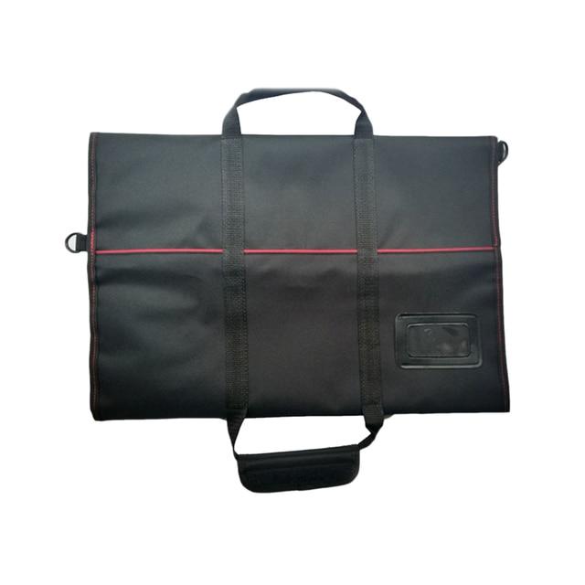 Rosenice Professional Chef Knife Case Roll Bag Cutlery Holder Organizer