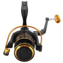 Bobing GS 1000-7000 Series Metal Spinning Reel Sea Fising Reel Front Unloading Knot Fish Wheel Gear Ratio 5.1:1/5.2:1