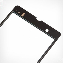 5pcs/lot Original New Black Touch Screen Digitizer for Sony Xperia Z LT36i LT36H L36H C6603 High Quality Touch Glass Digitizer