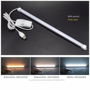 Image 4 - SMD 2835 5V USB Dây Đèn LED Thanh USB Đèn LED Để Bàn Bàn Đèn Ánh Sáng Cho Cuốn Sách Gối Đầu Giường Đọc Nghiên Cứu Văn Phòng công Việc Trẻ Em Đèn Ngủ