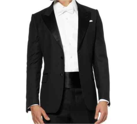 TPSAADE 男性のファッションスーツアクセサリー黒/赤のためのメンズ 3 個/2 個のスーツ最高の男のスーツ結婚式のスーツ