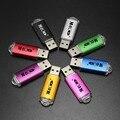 USB Flash Drive 32 GB/28000 M Flash Disk USB2.0 Flash Memory Stick Unidade de Disco de Memória USB Stick Metal DrivePen Unidade de Armazenamento da Vara