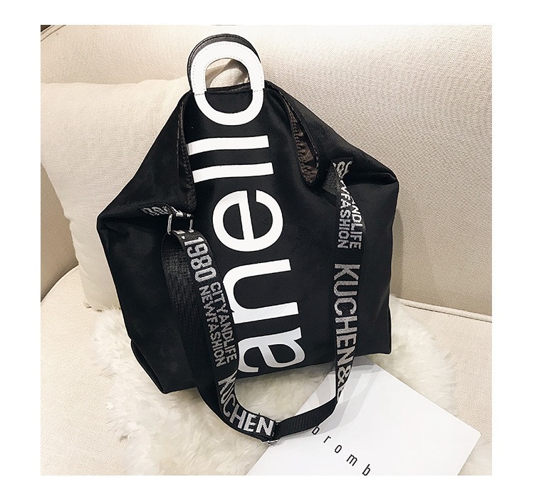 HTB1gAcLh4jaK1RjSZFAq6zdLFXag - New Large-capacity Velvet Handbag Fashion Lady Letter Shoulder Crossbody Bag High Quality Women's Shopping Bag Tote