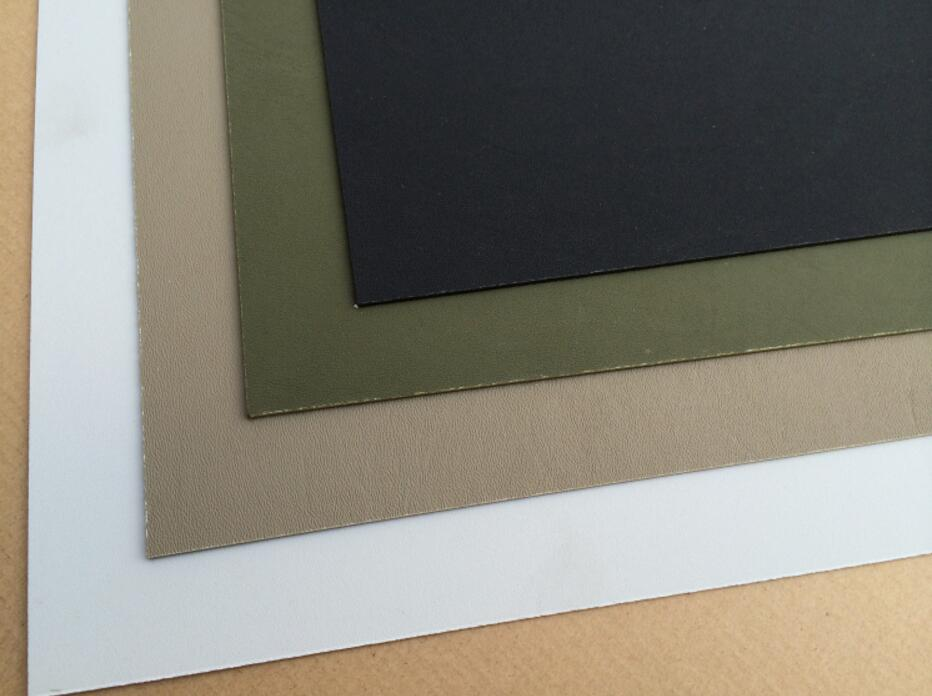 Diy Couteau matériau Qui couteau K gaine cas Kydex K200 Chaude en plastique plaque Python/feuilles d'érable Symbole 2mm épaisseur