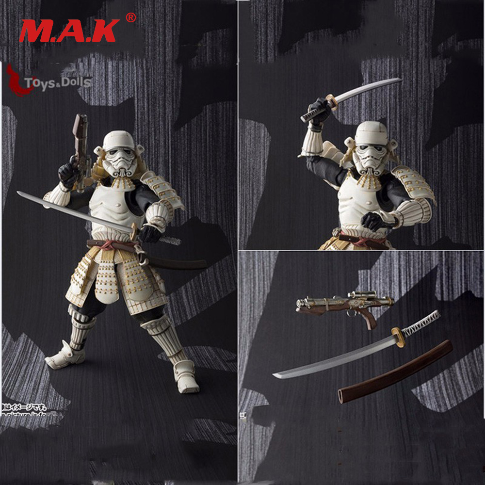 цена на Collection 17cm Anime Figure Star Wars Action Figures Storm Trooper Anime for Children Kid Toys Gift