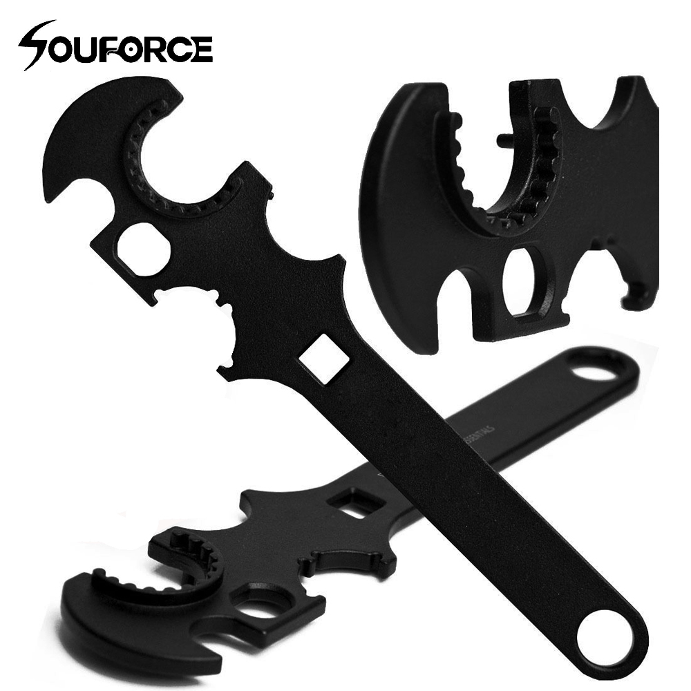 Model 15/4 Stock Combo Wrench Heavy Duty Multi Tool of the Accessories on AR 15 for Hungting Scope image