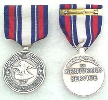 Low pricemeritorious service medal wholesale usnational defence cheap usa national military medals