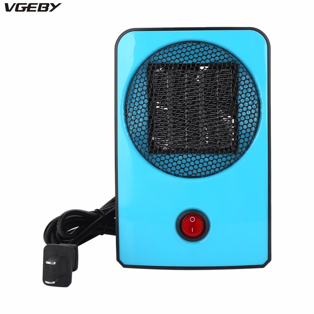 220V 400W PTC Ceramic Space Mini Stereo Heaters Desktop