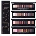 10 Eyeshadow Palette maquiagem Warm Colors paleta de sombra Matte makeup pallete Makeup Brushes Mineral Pigment Nude Beauty