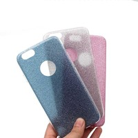 10pcs Soft Silicone Phone Cases For IPhone 7 7 Plus For IPhone 6S 6 Plus 5