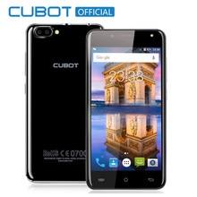 Радуга 2 5.0 Дюймов MTK6580A Quad Core Смартфон CUBOT 1 ГБ RAM   16 ГБ ROM Задняя Две Камеры Сотового Телефона Android 7.0 Мобильный телефон