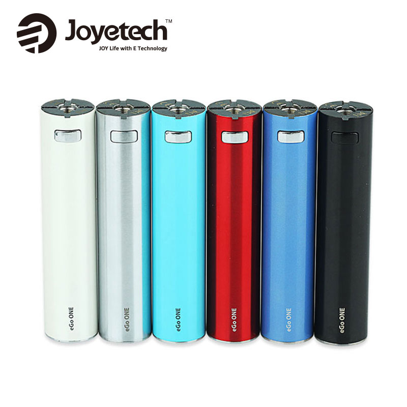 Clearance Price Joyetech eGo ONE Battery 2200mAh Capacity Electronic Cigarette Battery Feature Low Voltage Protection from