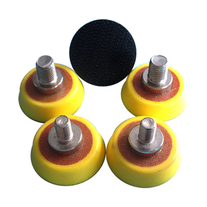 5 Pcs 1.2 Inch Sanding Disc Backing Pad Sanding Backup Pad Abrasive Tools For Polishing & Grinding