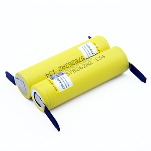 Image 5 - New Original HE4 2500mAh Li lon Battery 18650 3.7V Power Rechargeable batteries Max 20A,35A discharge + Nickel sheet